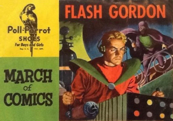 Cover for Boys' and Girls' March of Comics (Western, 1946 series) #133