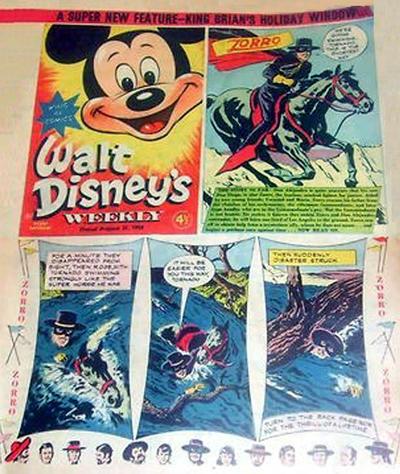 Cover for Walt Disney's Weekly (Disney/Holding, 1959 series) #v1#32