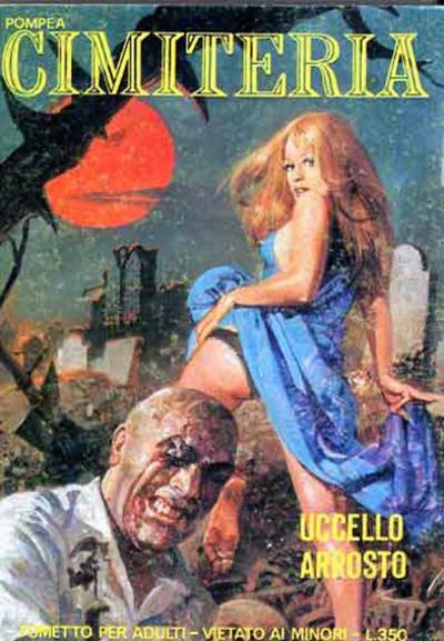 Cover for Cimiteria (Edifumetto, 1977 series) #44