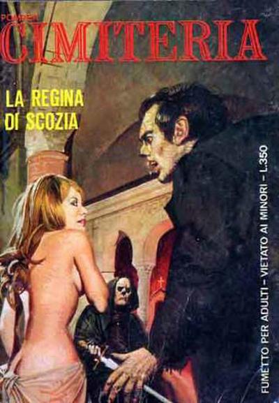 Cover for Cimiteria (Edifumetto, 1977 series) #47