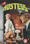 Cover for Hostess (Edifumetto, 1983 series) #8