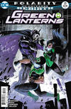 Cover for Green Lanterns (DC, 2016 series) #21 [Lee Weeks Cover]