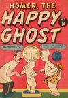 Cover for Homer, the Happy Ghost (Horwitz, 1956 ? series) #5