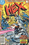 Cover for Hex (DC, 1985 series) #12 [Canadian Newsstand]