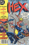 Cover for Hex (DC, 1985 series) #14 [Canadian]
