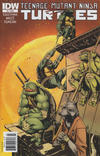 Cover for Teenage Mutant Ninja Turtles (IDW, 2011 series) #3 [Newsstand]