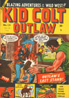 Cover for Kid Colt Outlaw (Bell Features, 1950 series) #12