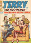 Cover for Terry and The Pirates (Super Publishing, 1948 series) #18