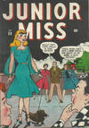 Cover for Junior Miss (Bell Features, 1948 series) #30
