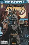 Cover for Batman (Panini Deutschland, 2017 series) #1