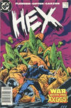 Cover for Hex (DC, 1985 series) #17 [Canadian Newsstand]