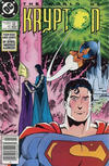 Cover for World of Krypton (DC, 1987 series) #4 [Canadian Newsstand]