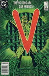 Cover for V (DC, 1985 series) #6 [Canadian]