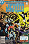 Cover Thumbnail for Jemm, Son of Saturn (1984 series) #2 [Newsstand]