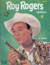 Cover for Roy Rogers Comics (World Distributors, 1951 series) #10