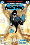 Cover for Nightwing (DC, 2016 series) #19 [Javier Fernandez Cover Variant]