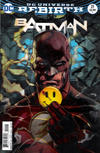 Cover Thumbnail for Batman (2016 series) #21 [Jason Fabok Lenticular Variant]