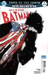 Cover for All Star Batman (DC, 2016 series) #9 [Jock Cover Variant]