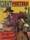 Cover for Giant Western Gunfighters (Horwitz, 1962 series) #4