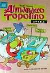 Cover for Almanacco Topolino (Arnoldo Mondadori Editore, 1957 series) #208