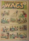Cover for Wags [Australia] (Editors Press Service, 1936 series) #v3#1