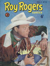 Cover for Roy Rogers Comics (World Distributors, 1951 series) #12
