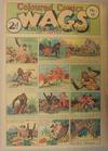 Cover for Wags [Australia] (Editors Press Service, 1936 series) #v3#12