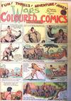 Cover for Wags [Australia] (Editors Press Service, 1936 series) #v1#36