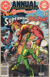 Cover Thumbnail for DC Comics Presents Annual (1982 series) #3 [Newsstand]