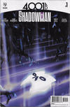 Cover Thumbnail for 4001 A.D.: Shadowman (2016 series) #1 [Cover A - Travel Foreman]