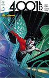 Cover Thumbnail for 4001 A.D. (2016 series) #3 [Bulletproof Comics and Games - Joe Eisma]
