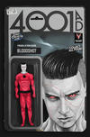 Cover Thumbnail for 4001 A.D. (2016 series) #3 [Comic Collector Live Action Figure Variant]