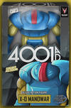 Cover Thumbnail for 4001 A.D. (2016 series) #2 [Comic Collector Live Action Figure Variant]