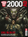 Cover for 2000 AD (Rebellion, 2001 series) #1857