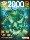 Cover for 2000 AD (Rebellion, 2001 series) #1860