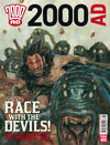 Cover for 2000 AD (Rebellion, 2001 series) #1886