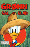 Cover for Donald Duck Tema pocket; Walt Disney's Tema pocket (Hjemmet / Egmont, 1997 series) #[90] - Grønn gal & glad