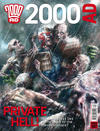 Cover for 2000 AD (Rebellion, 2001 series) #1887