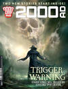 Cover for 2000 AD (Rebellion, 2001 series) #1901