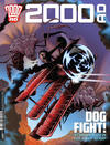 Cover for 2000 AD (Rebellion, 2001 series) #1907