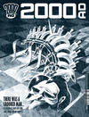 Cover for 2000 AD (Rebellion, 2001 series) #1911