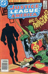Cover Thumbnail for Justice League of America (1960 series) #224 [Canadian Newsstand]