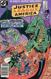 Cover Thumbnail for Justice League of America (1960 series) #227 [Canadian Newsstand]