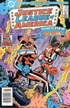 Cover Thumbnail for Justice League of America (1960 series) #244 [Canadian Newsstand]
