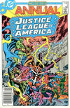 Cover Thumbnail for Justice League of America Annual (1983 series) #3 [Canadian Newsstand]