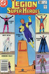 Cover Thumbnail for The Legion of Super-Heroes (1980 series) #301 [Canadian Newsstand]