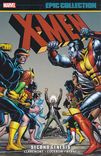 Cover Thumbnail for X-Men Epic Collection (Marvel, 2014 series) #5 - Second Genesis