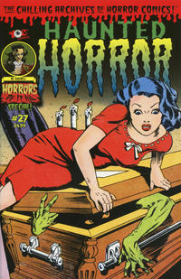 Cover Thumbnail for Haunted Horror (IDW, 2012 series) #27