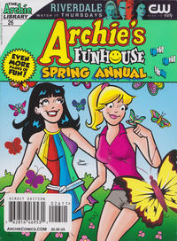 Cover Thumbnail for Archie's Funhouse Double Digest (Archie, 2014 series) #26