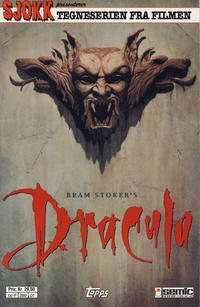 Cover Thumbnail for Bram Stokers Dracula (Semic, 1993 series)